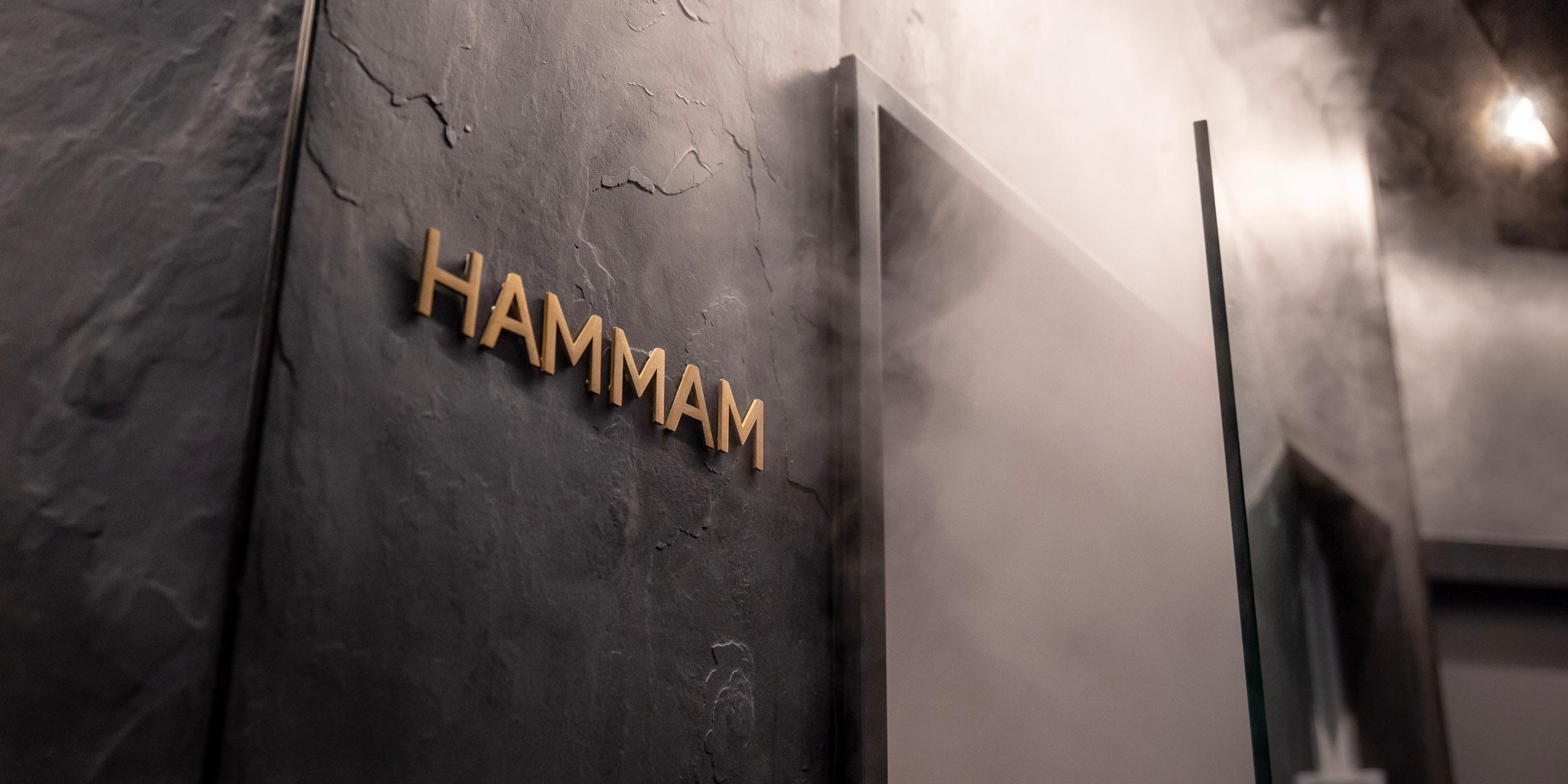 Wellness Area - Hammam