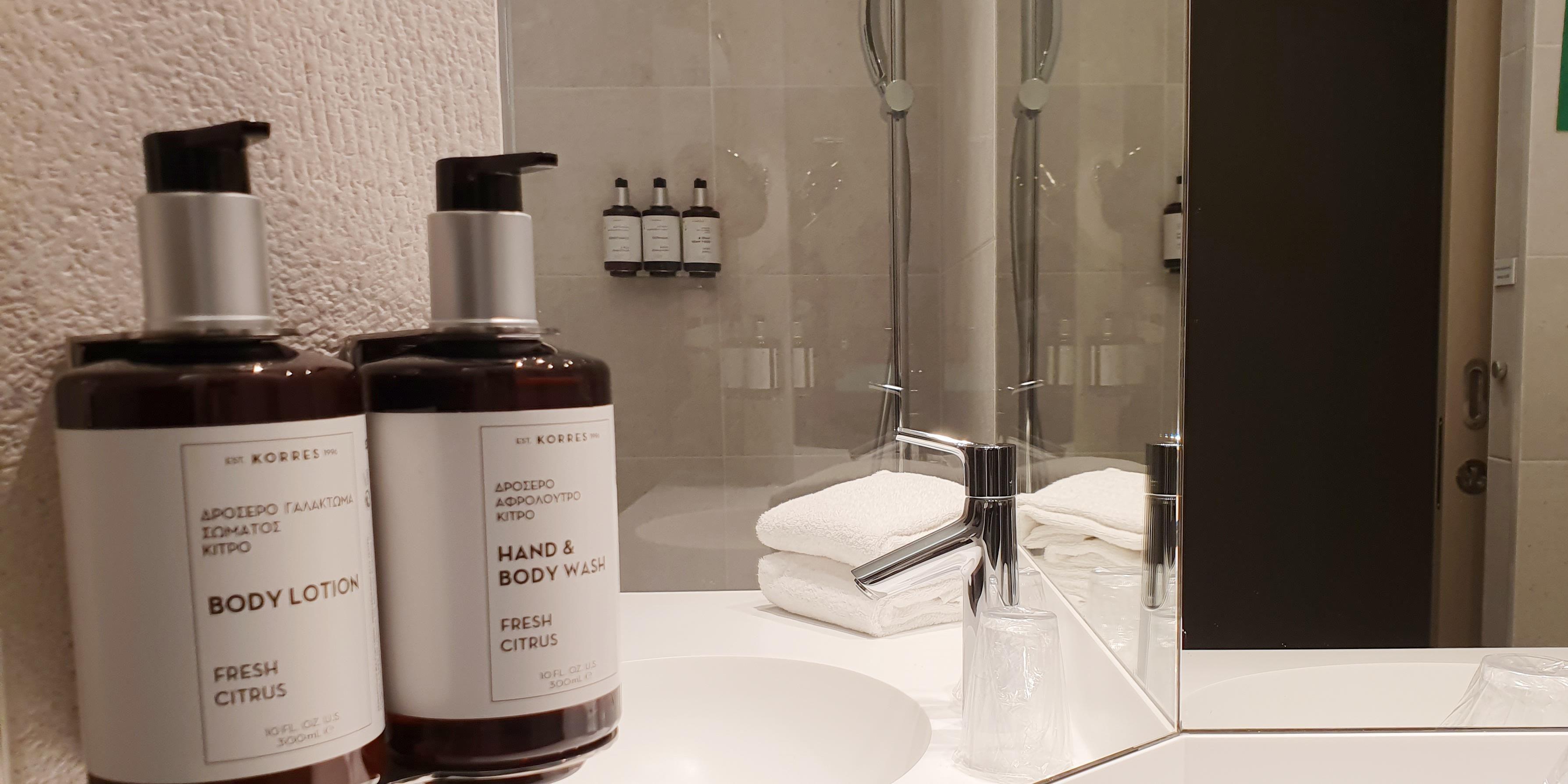voco Strasbourg Centre The Garden - Bathroom amenities