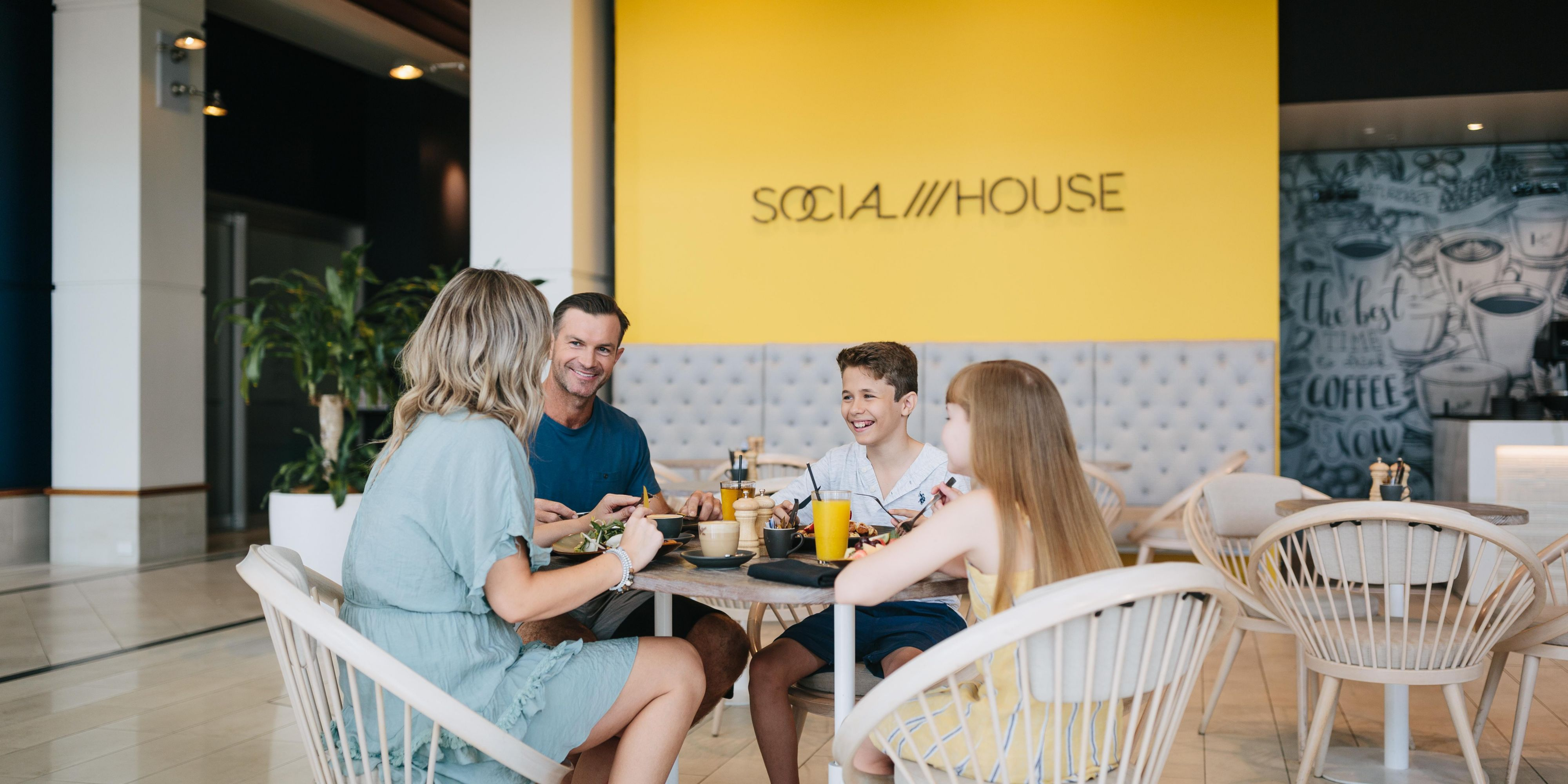 Social House Cafe